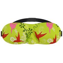 Brand New The Jetrest Luxury Tropical Eye Mask