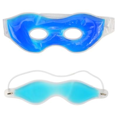 Gel Filled Beauty Eye Masks With and Without Eye Holes