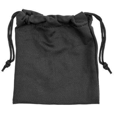 Small Black Pouch perfect for storing small items.