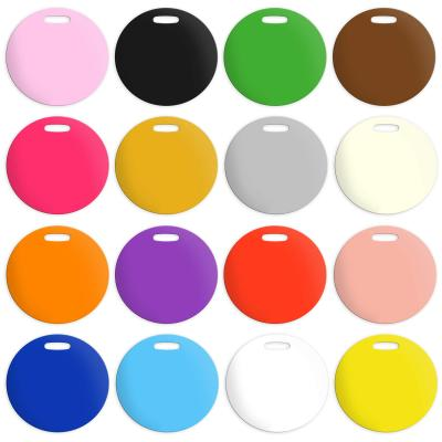 Personalised Luggage Tag in Various Bright Colours